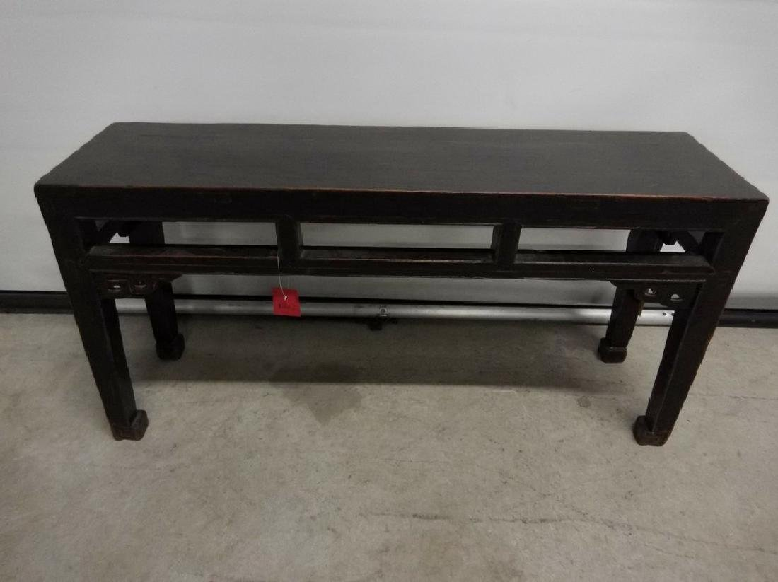 Small Table Bench, low Altar Table