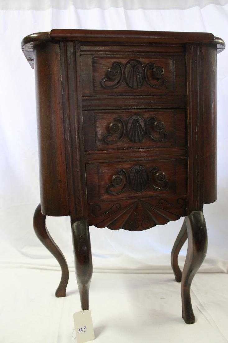 - Antique Sewing Cabinet