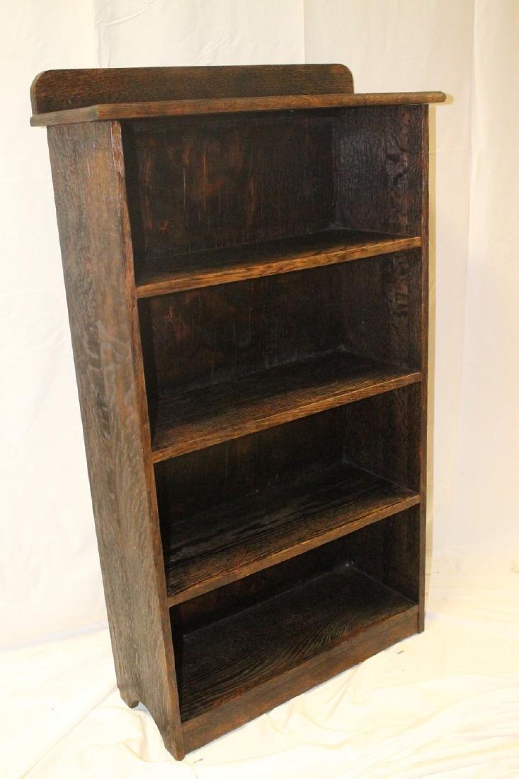 Quartersawn Oak Bookshelf