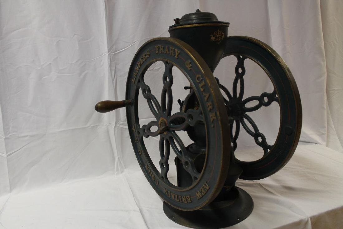 Antique Landers Frary and Clark Coffee Grinder