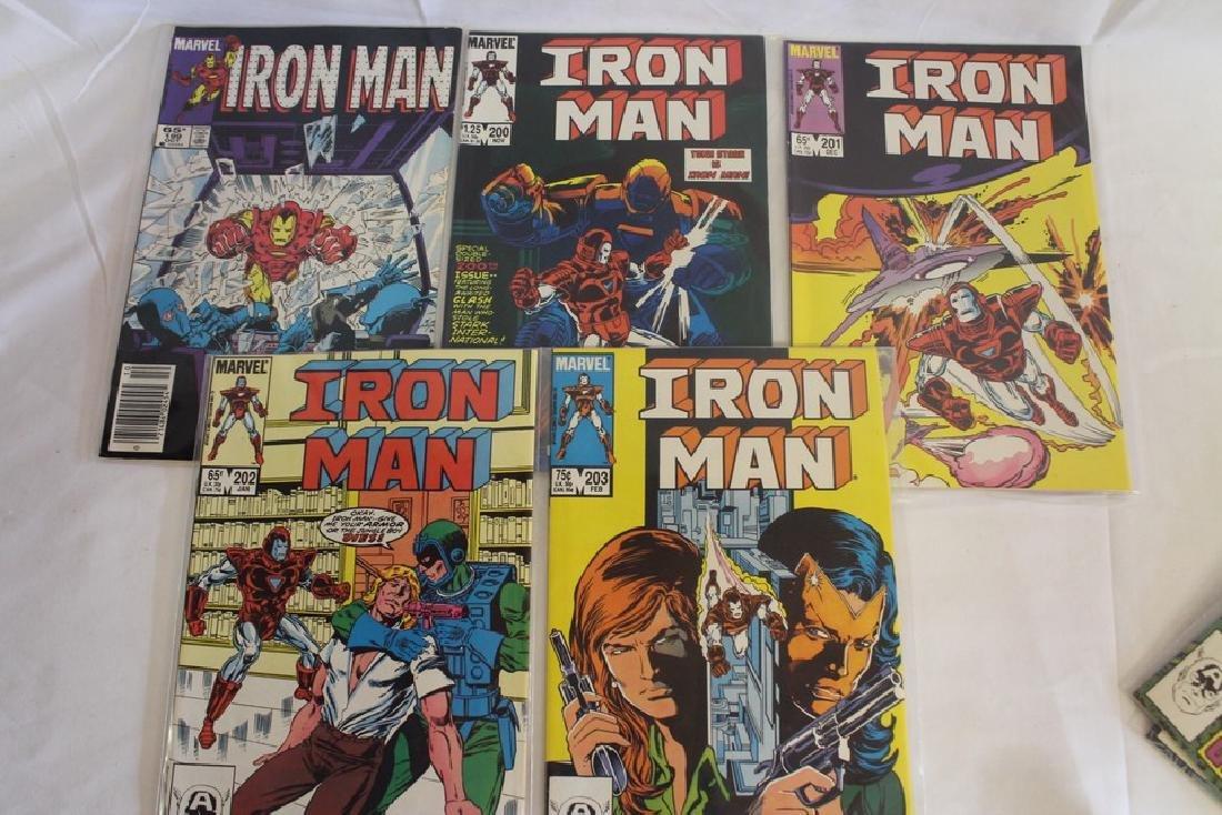 Iron man comic book lot - 2