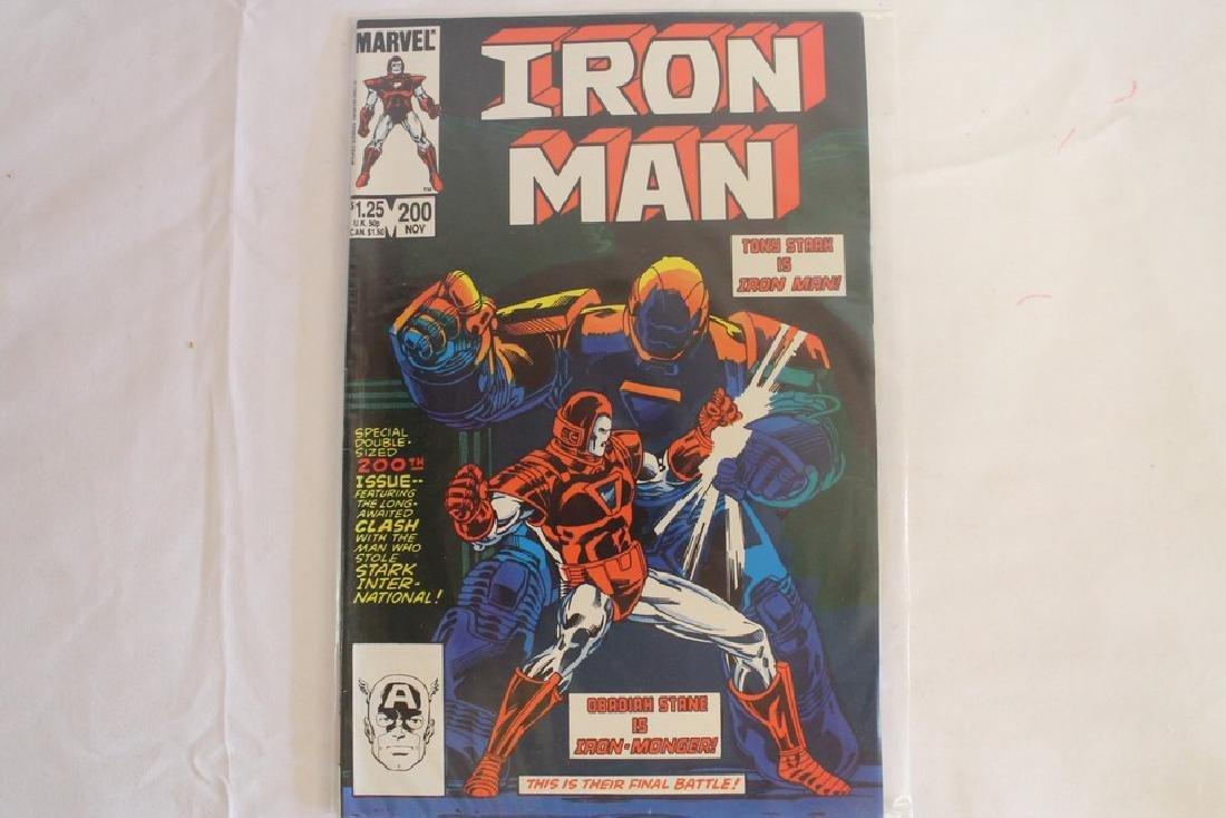 Iron man comic book lot - 3
