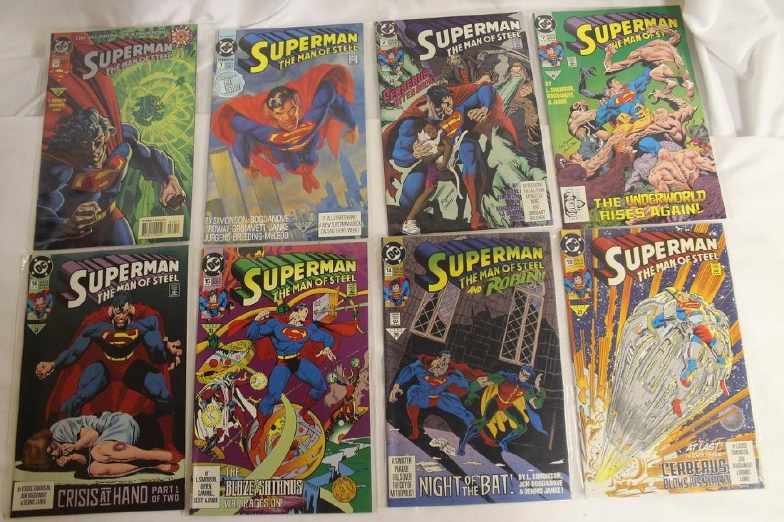 Superman Comic book lot - 2