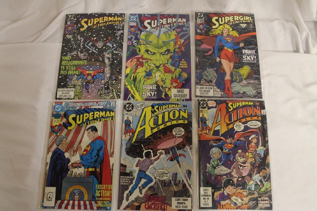 Superman Comic book lot - 7