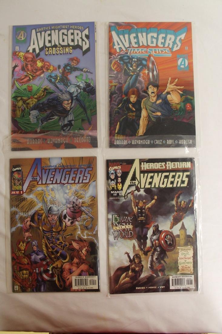 Avengers comic book lot - 6