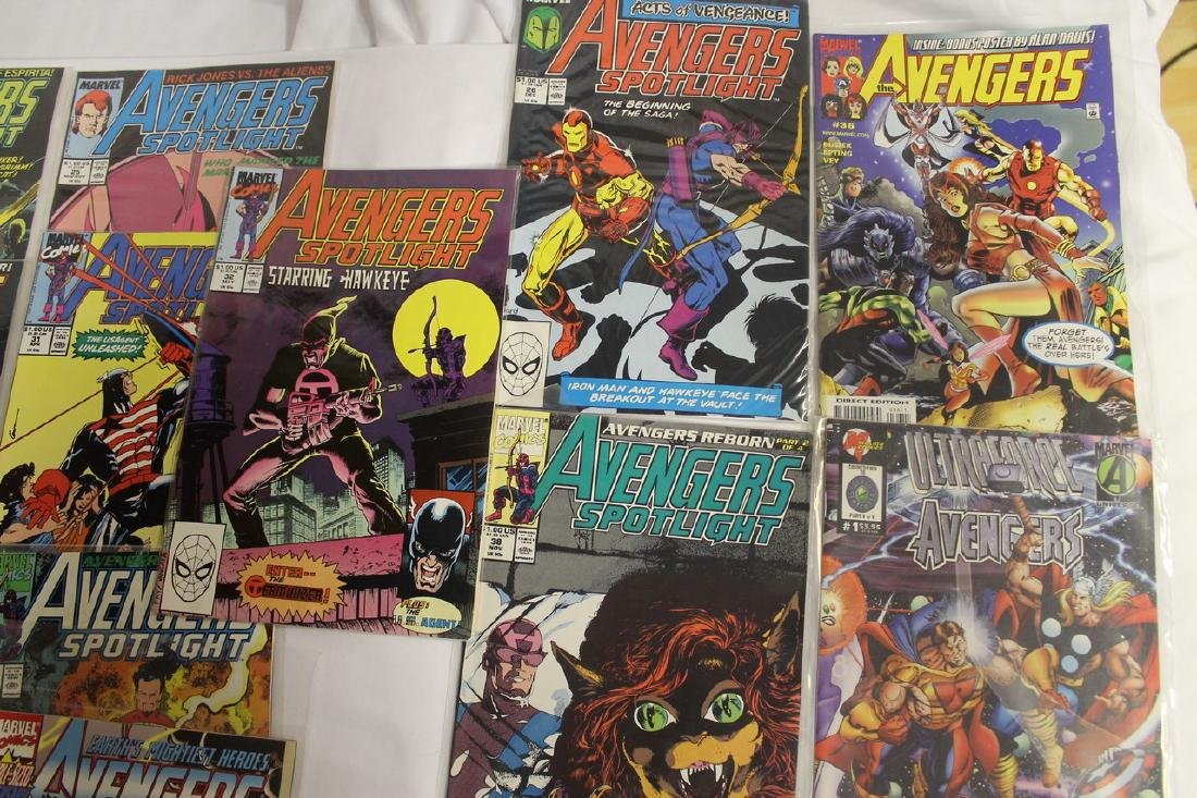 Avengers comic book lot - 3
