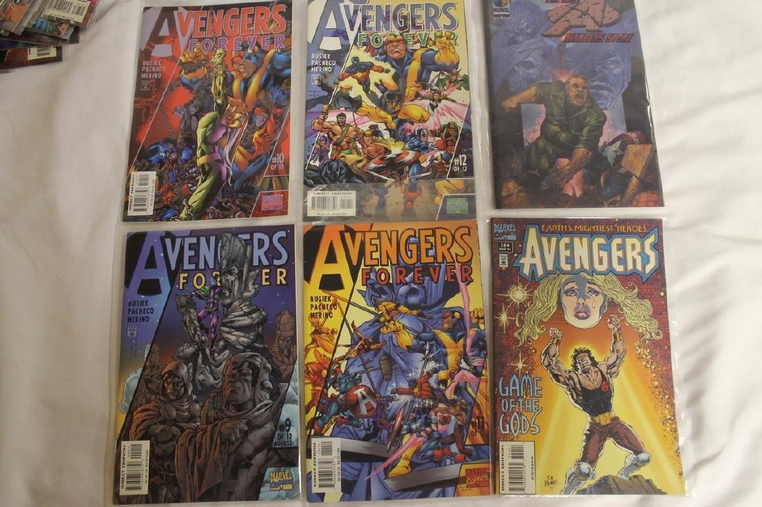 Avengers comic book lot - 2