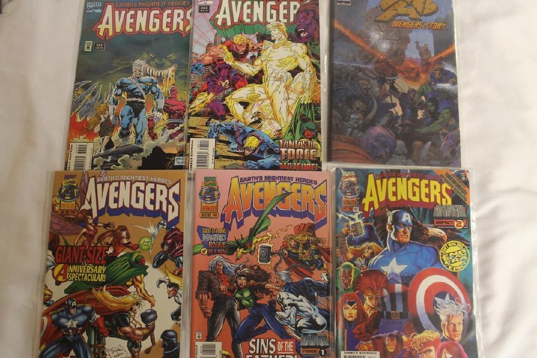 Avengers comic book lot - 3