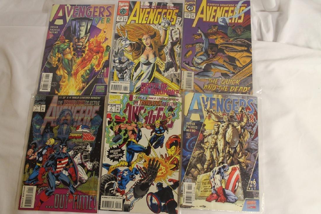 Avengers comic book lot - 5