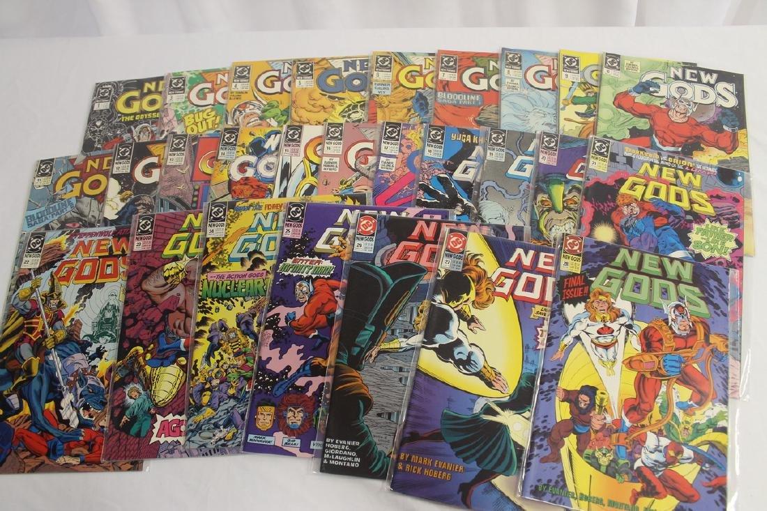 New Gods comic lot
