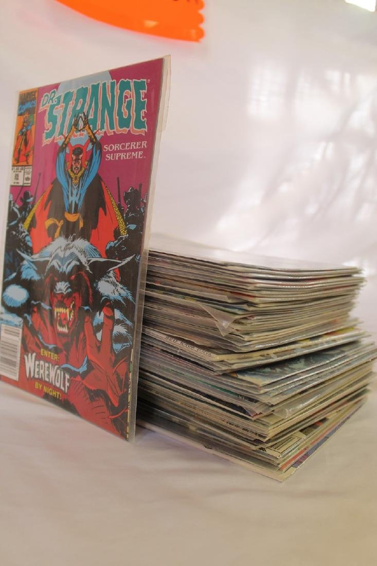 Dr. Strange comic book lot