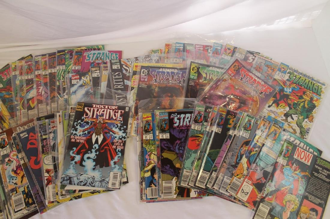 Dr. Strange comic book lot - 2