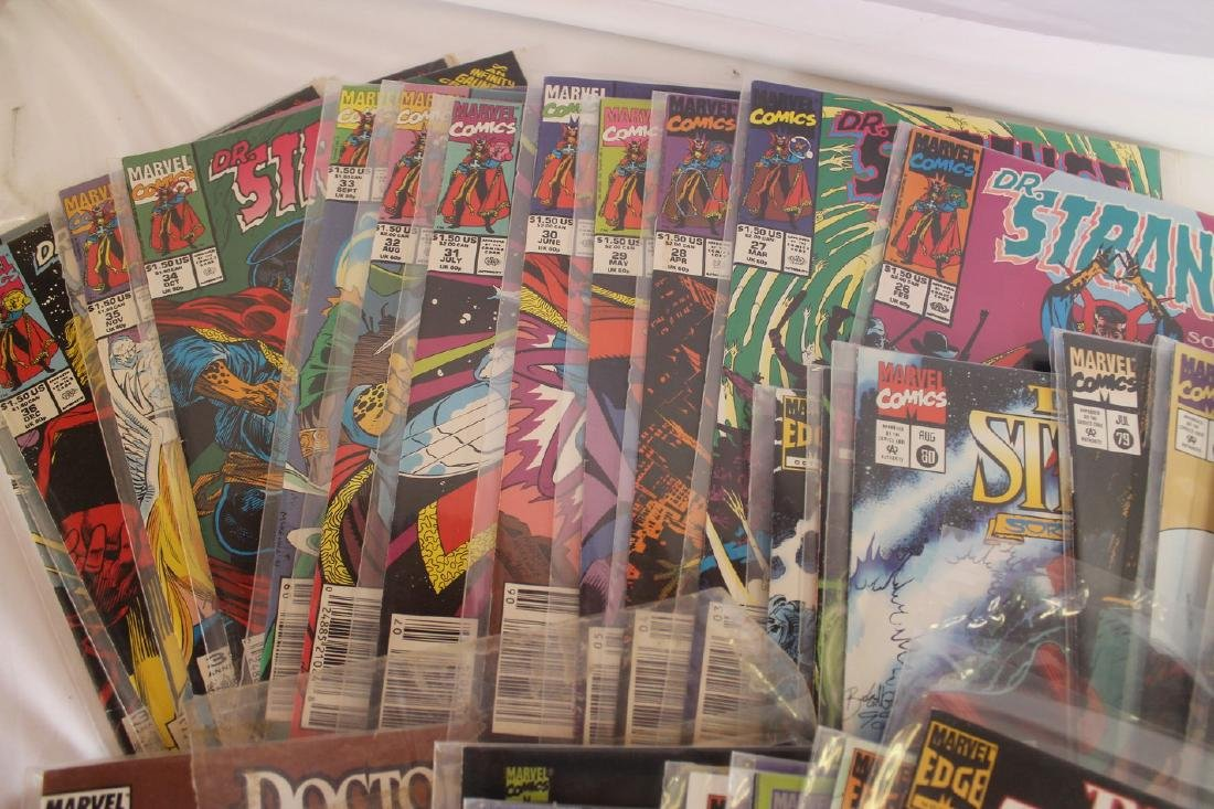 Dr. Strange comic book lot - 4