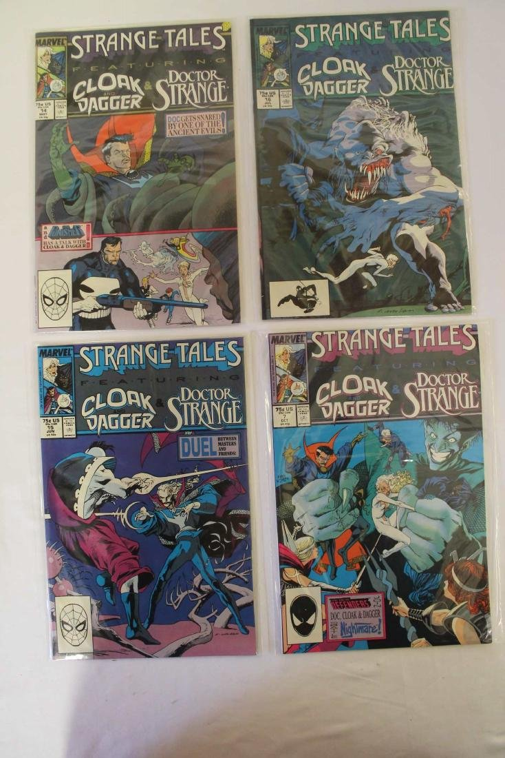 Strange Tales comic lot - 2