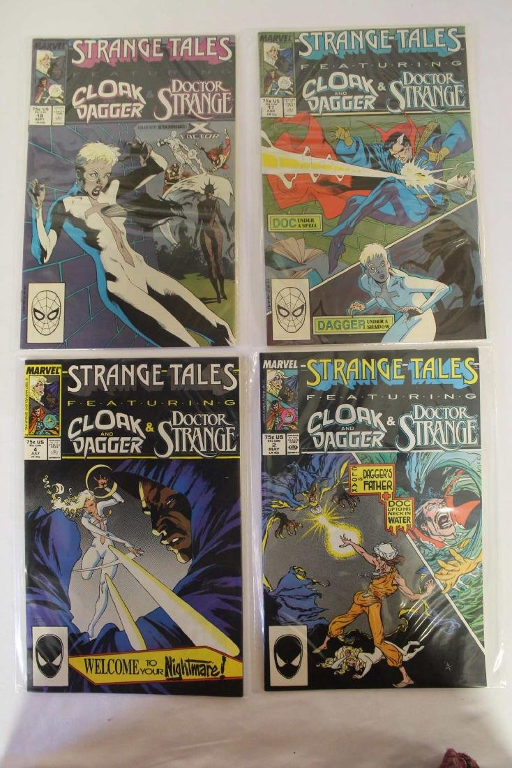 Strange Tales comic lot - 3