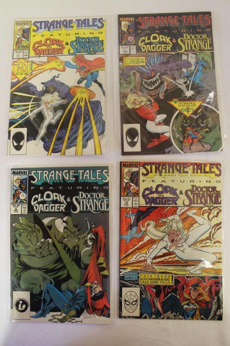 Strange Tales comic lot - 4
