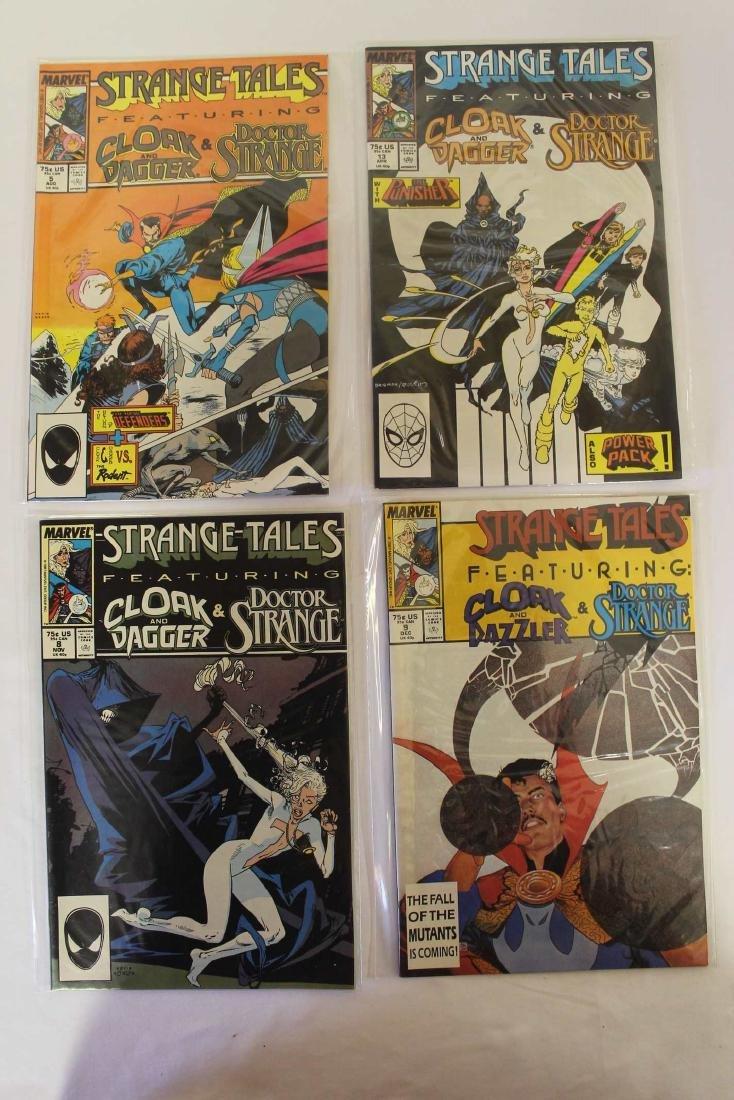 Strange Tales comic lot - 5