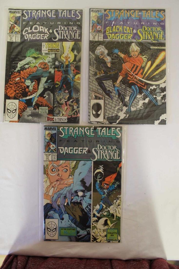 Strange Tales comic lot - 6