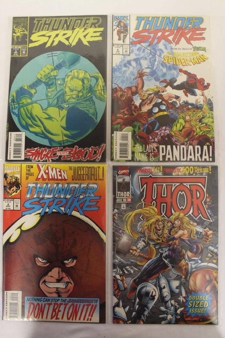 Mixed Thor lot - 5