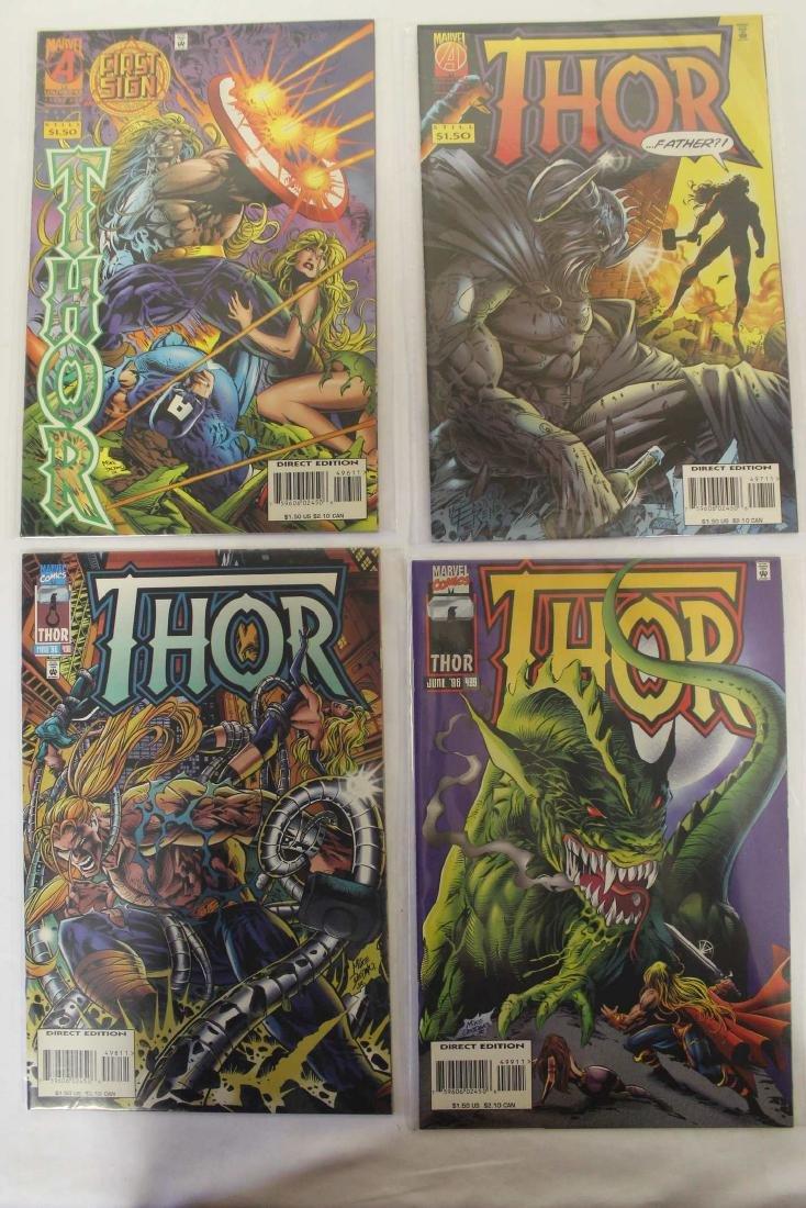 Mixed Thor lot - 6
