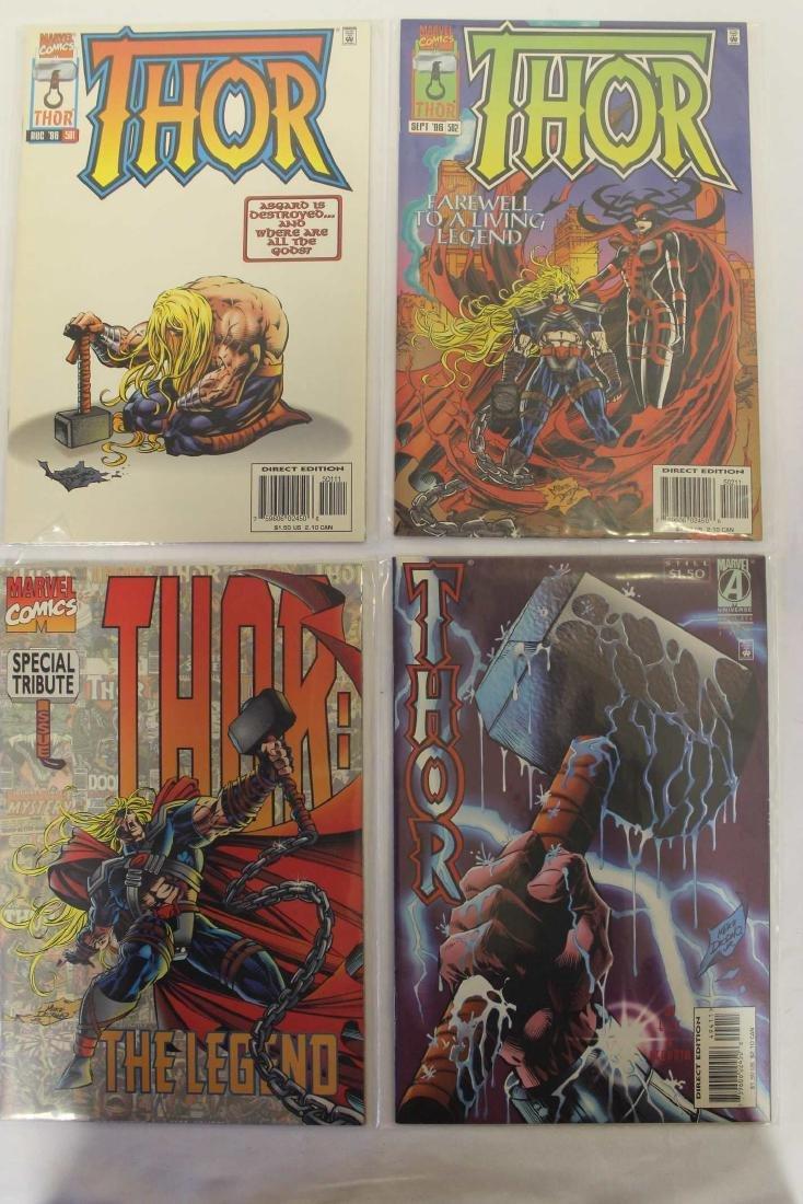 Mixed Thor lot - 7