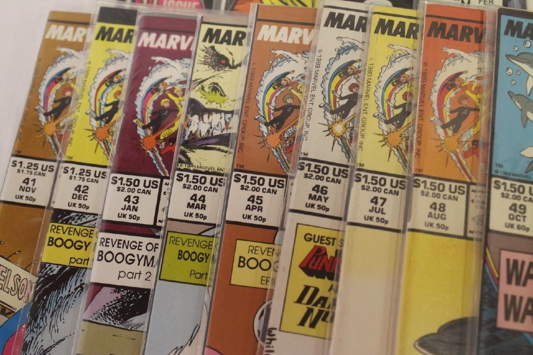 Power Pack volume 1 comic book lot - 2