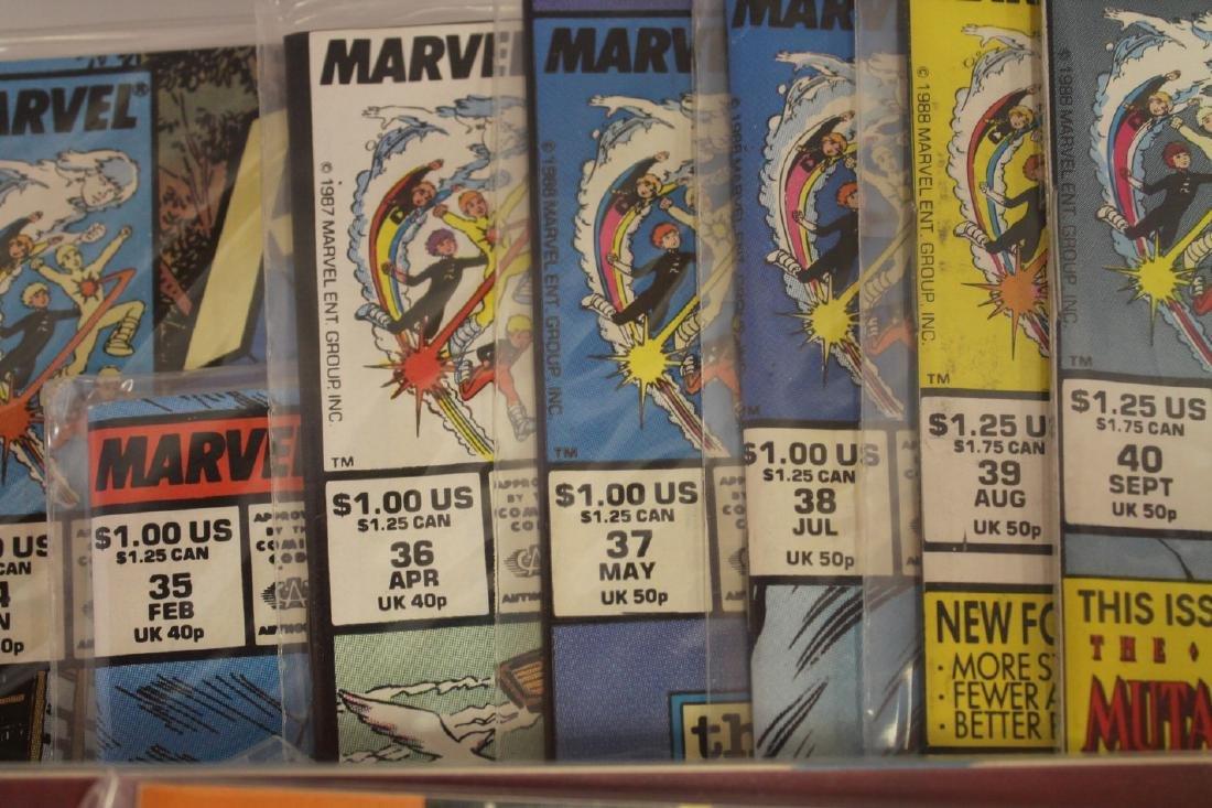 Power Pack volume 1 comic book lot - 5