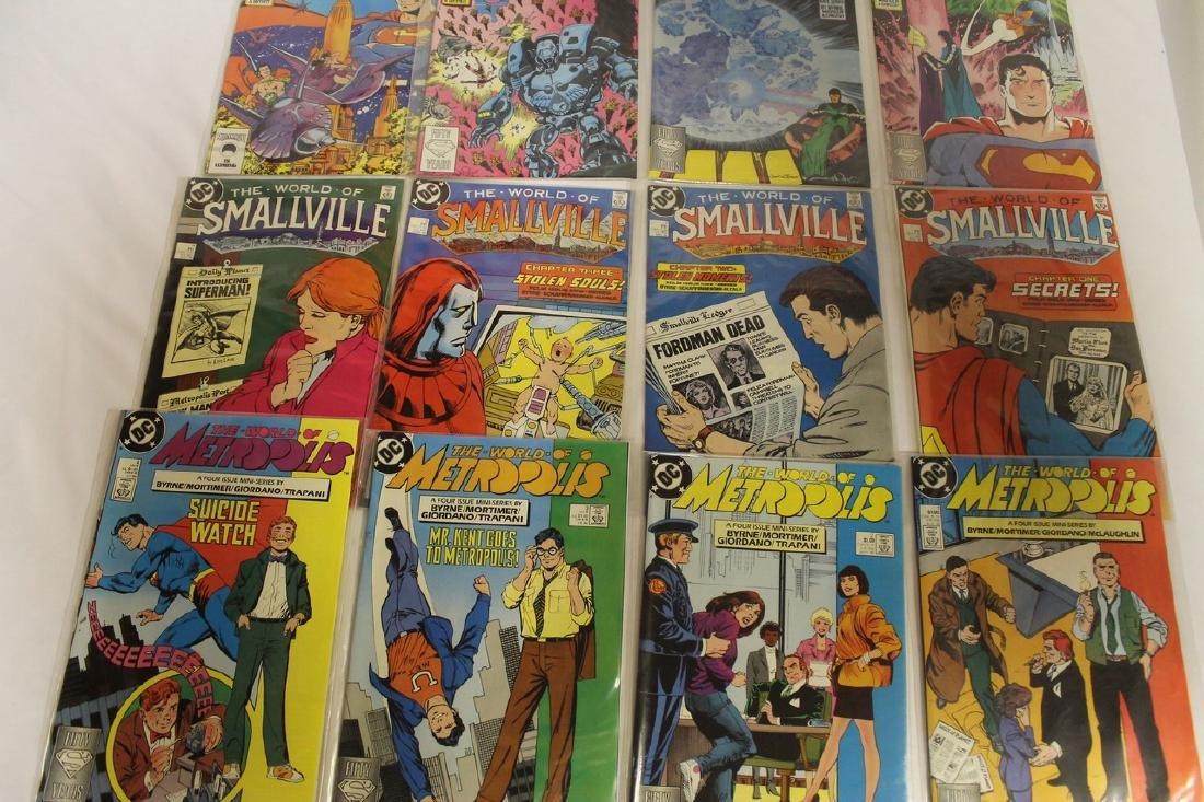 Superman Mini-Series lot
