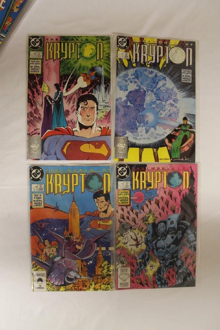 Superman Mini-Series lot - 2