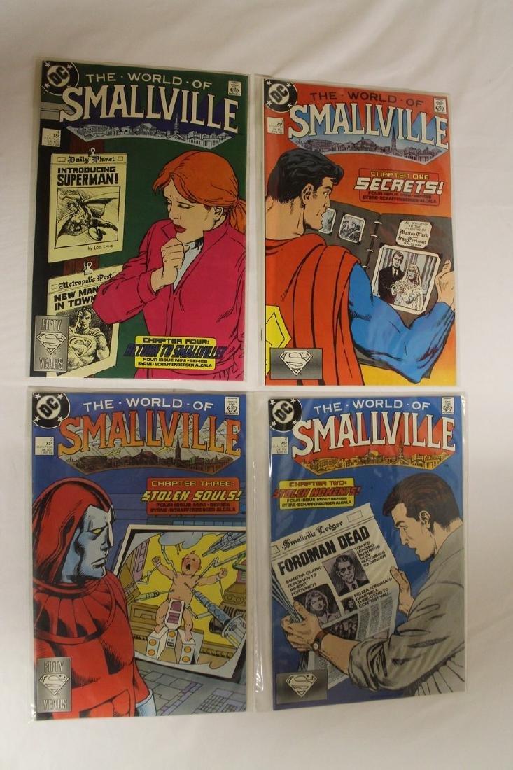 Superman Mini-Series lot - 3