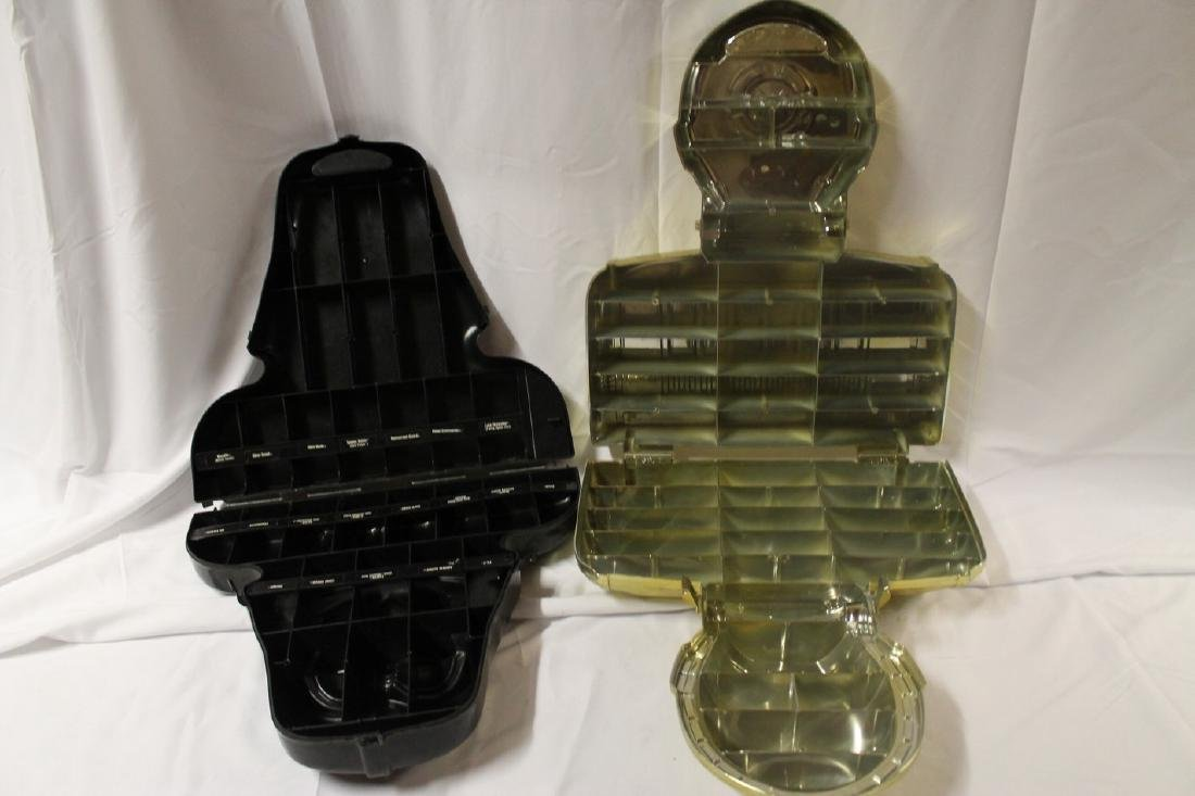 1970's Star Wars action figure carriers - 2
