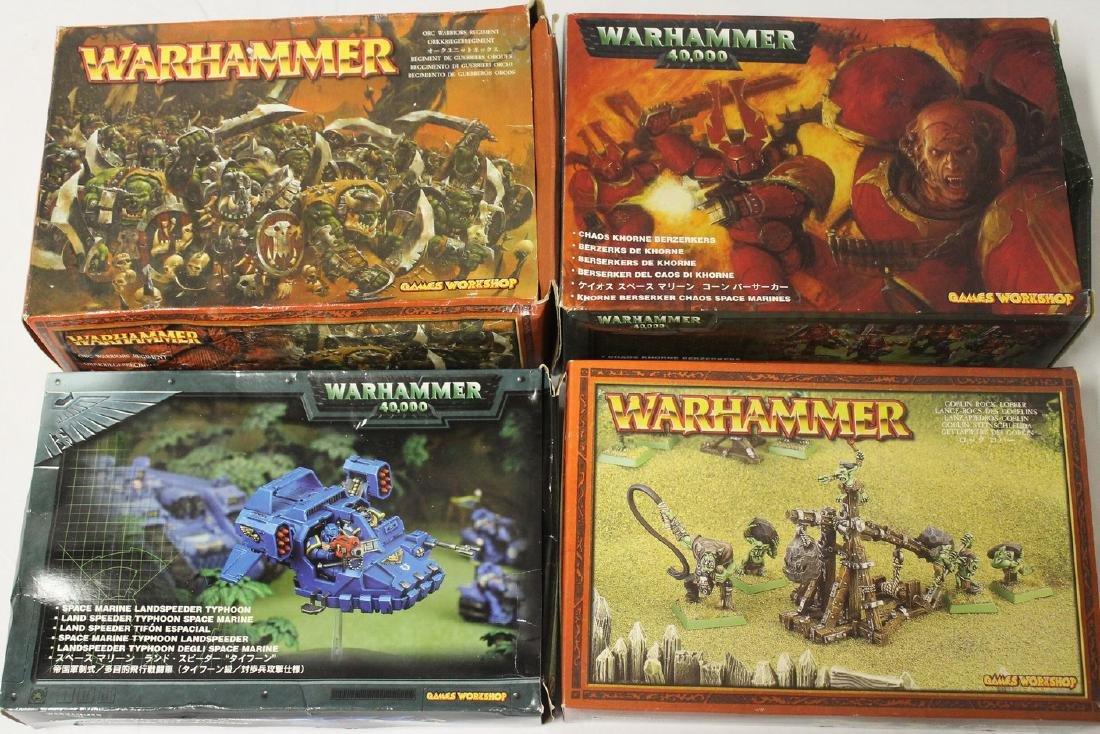 Warhammer 40K lot