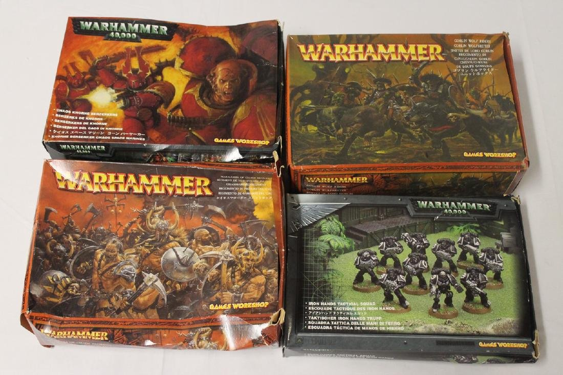 Warhammer 40K lot - 2