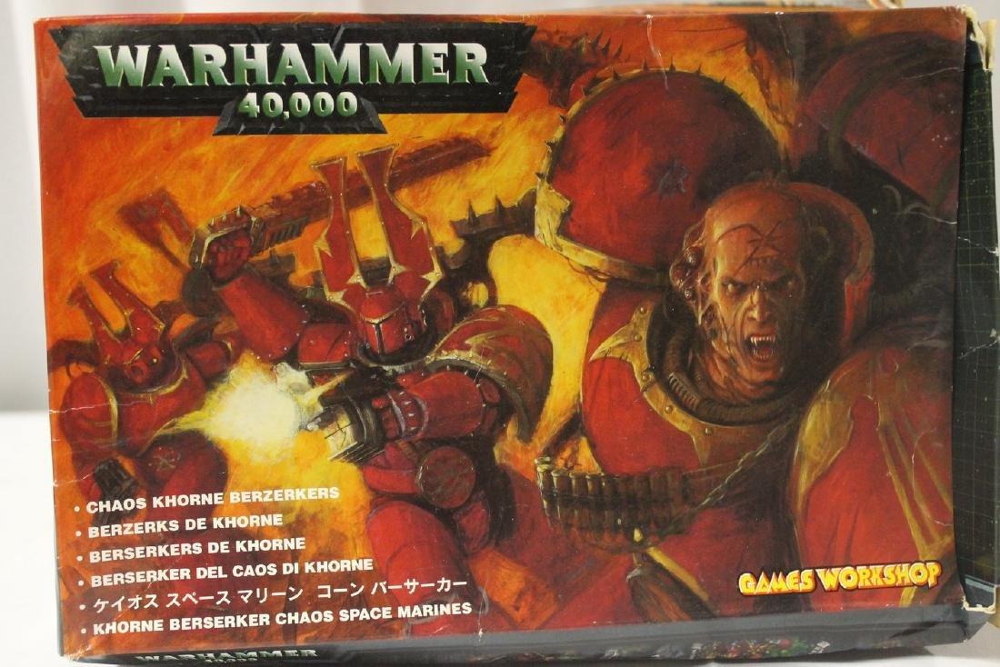 Warhammer 40K lot - 8