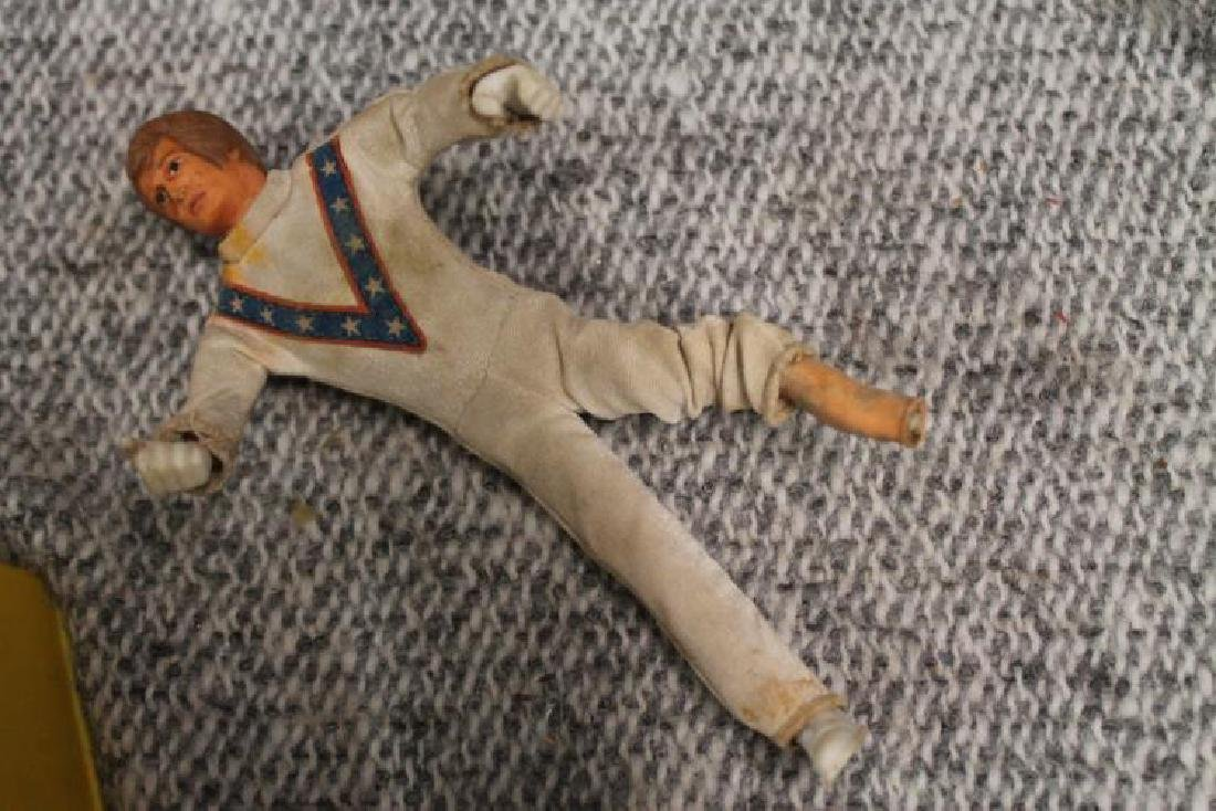 Evel Knievel toy lot - 4