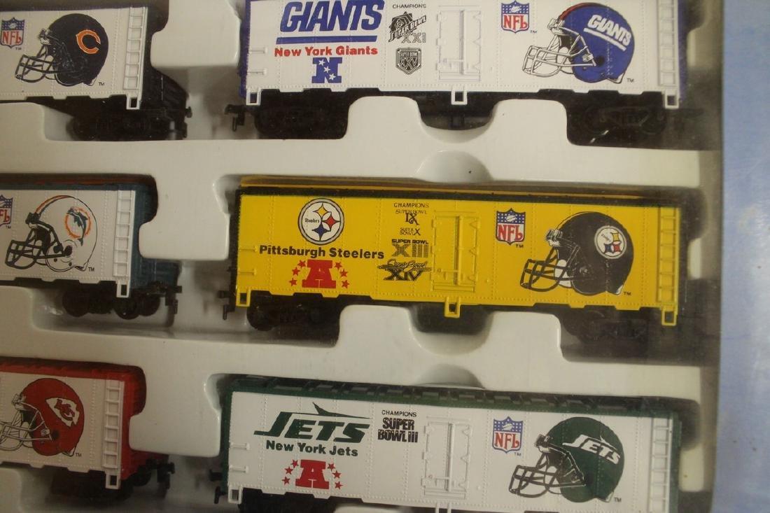 Superbowl Express train track - 6