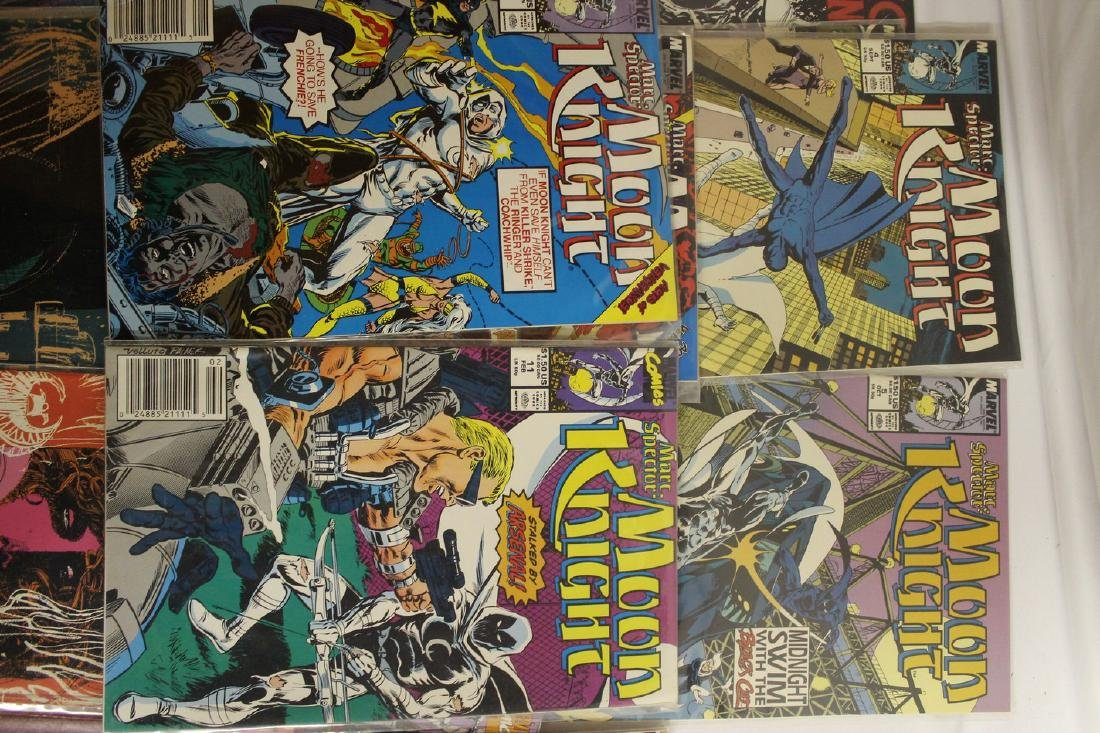 Marc Spector: Moon Knight lot - 3