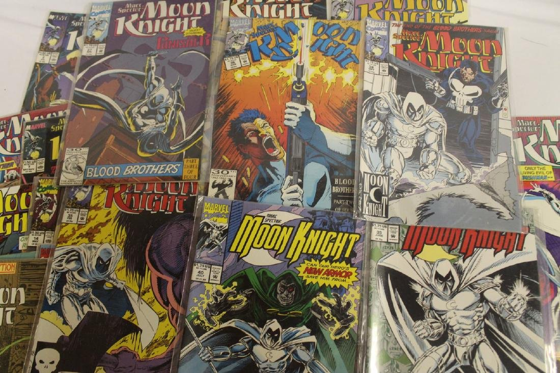 Marc Spector: Moon Knight lot - 4