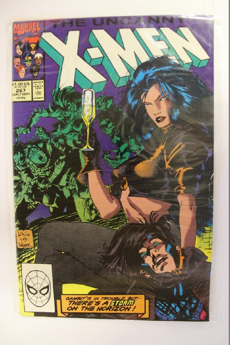 X-Men comic book lot - 3