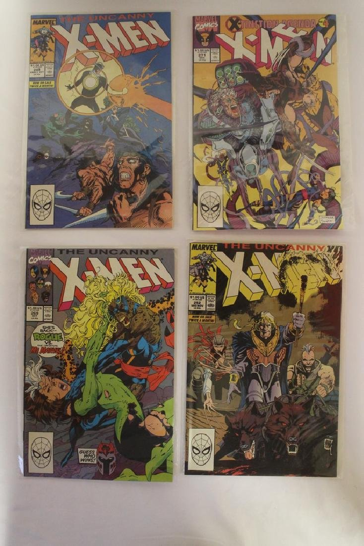 X-Men comic book lot - 8