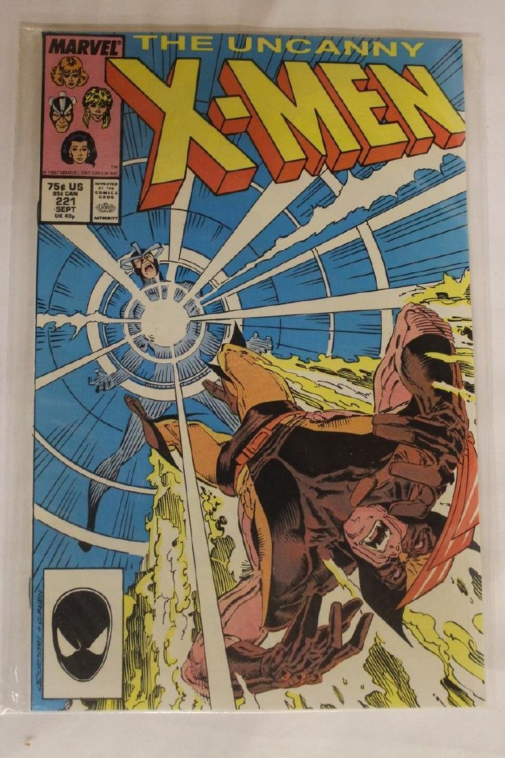 X-Men comic book lot - 2