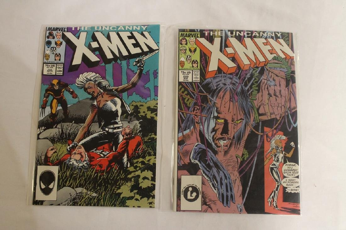 X-Men comic book lot - 5