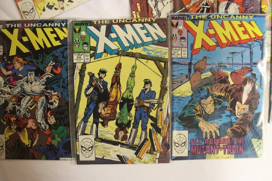 X-Men comic book lot - 2