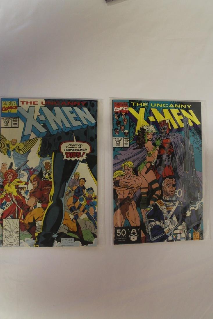 X-Men comic book lot - 4