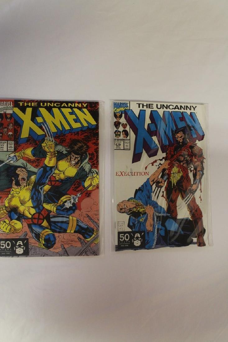 X-Men comic book lot - 5