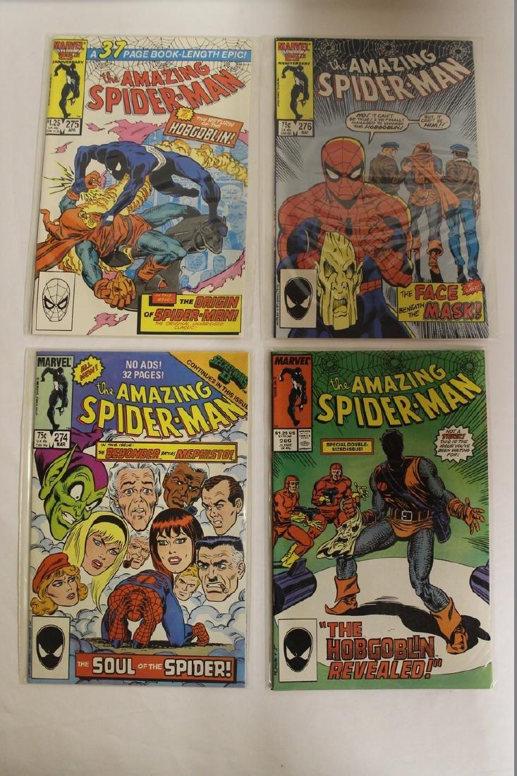 Spider-Man comic book lot - 2