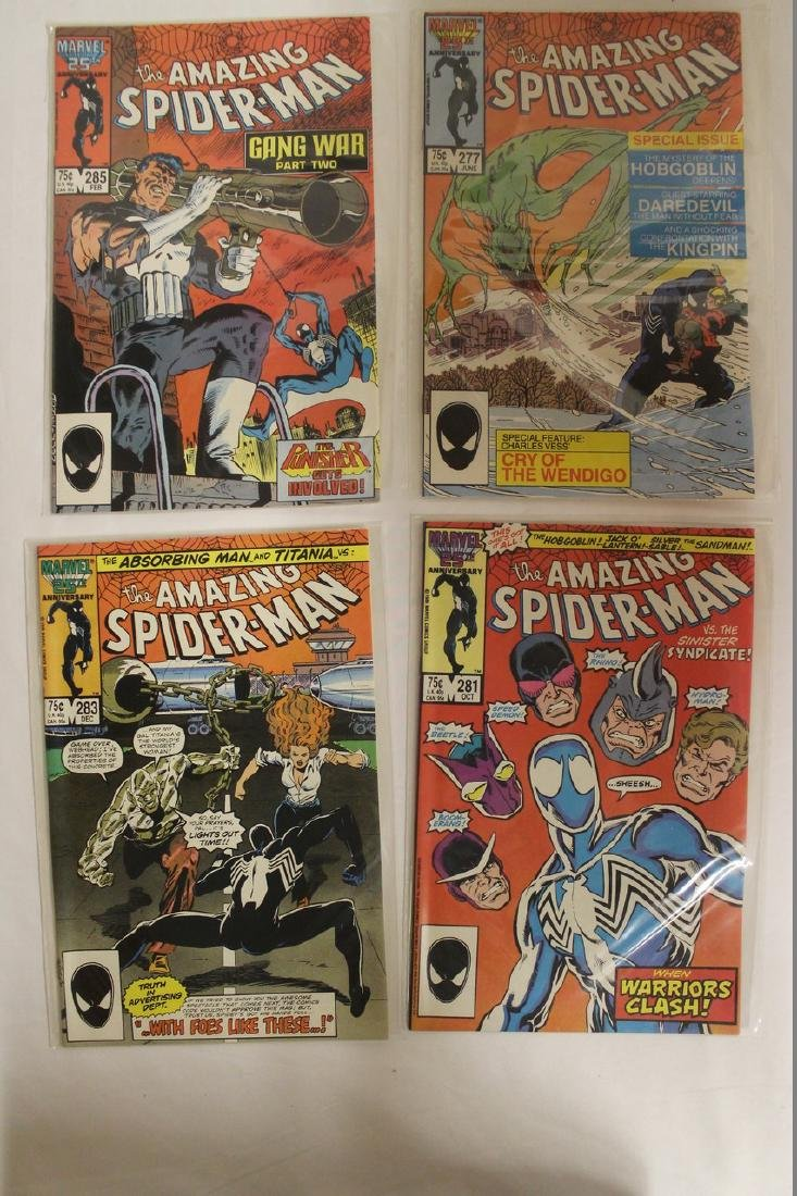 Spider-Man comic book lot - 3