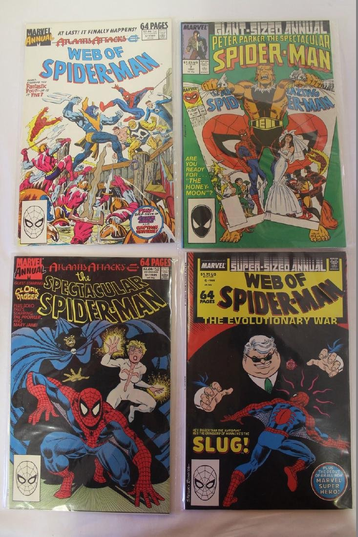 Spider-Man annual lot - 2