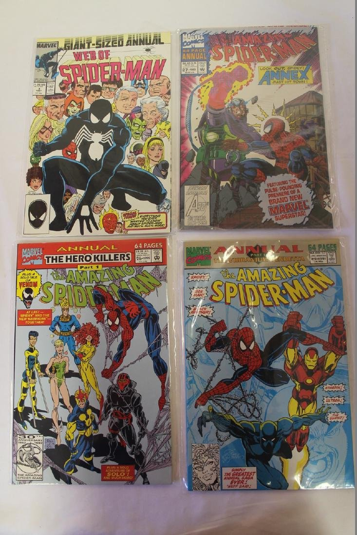 Spider-Man annual lot - 3