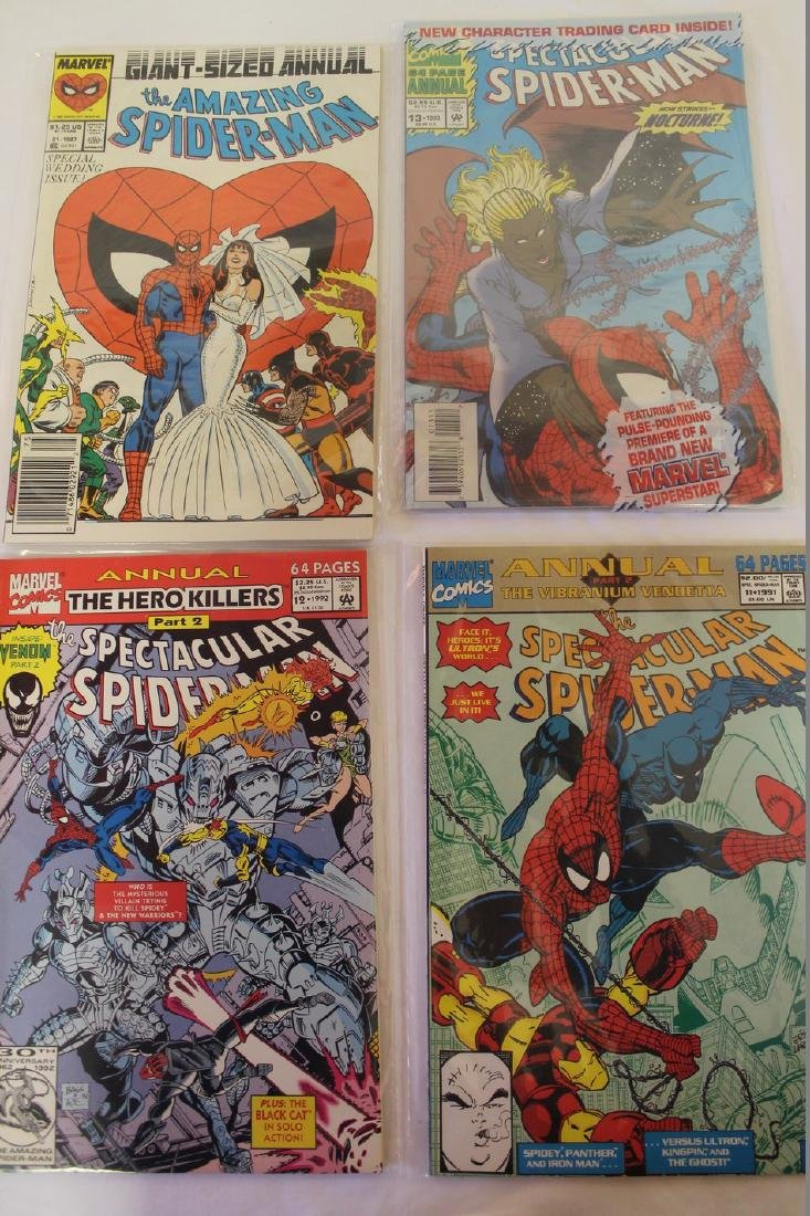 Spider-Man annual lot - 4